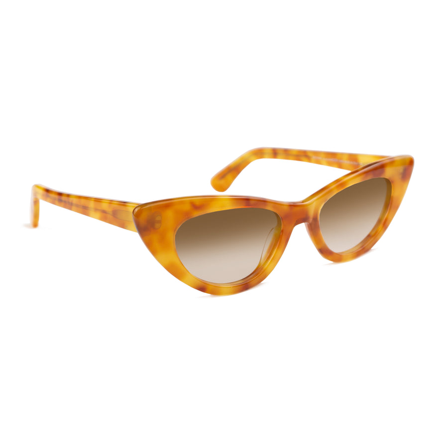 tortoise retro sunglasses