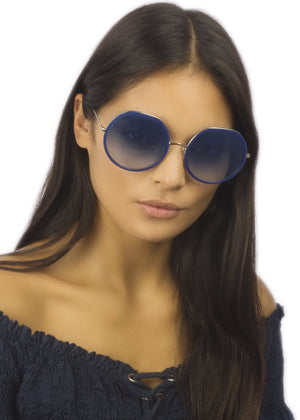 W1F SOHO II / DEEP SEA - Fashion Women's Sunglasses Sienna Alexander London