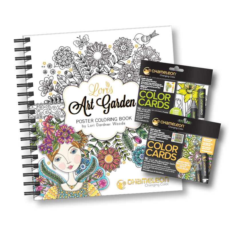 - Professional Coloring Books From Chameleon Art Products – Chameleon Art  Products AU
