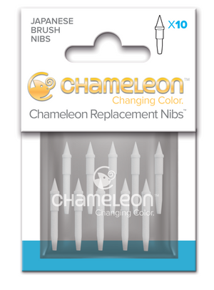 Replacement Brush Nibs 10 Pack