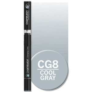 Chameleon Pen Cool Gray CG8