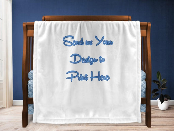 Cot blanket - Your Design