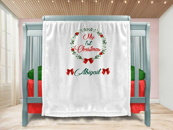 Baby blanket - Christmas Special - MeeM Store
