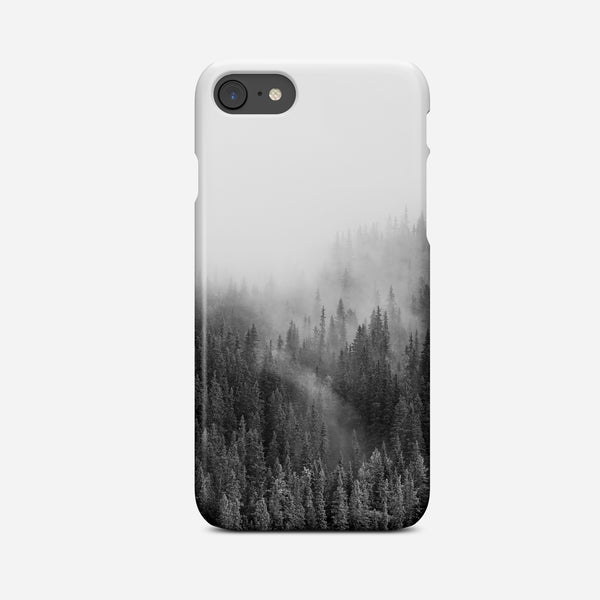 Misty Forest Phone Case - Pretty in Print Art