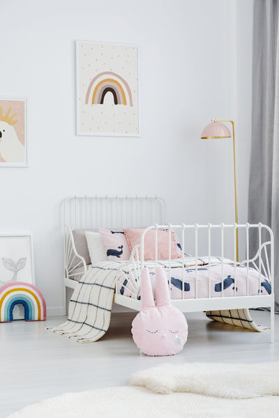 Rainbow Wall Art | Rainbow Nursery Decor