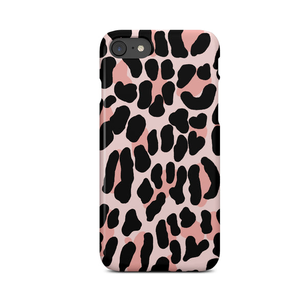 Leopard Print Phone Case | Pink Phone Cover