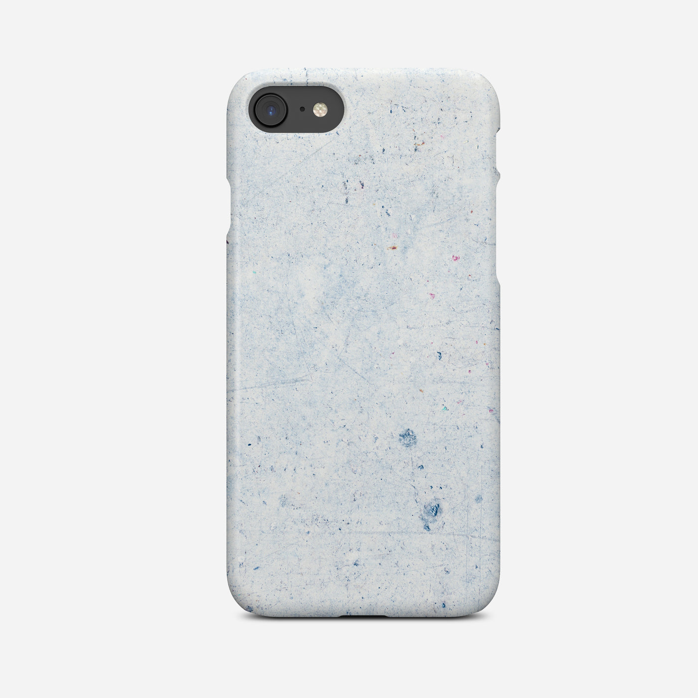 Recycled Paper Print Art Phone Case - Pretty in Print Art