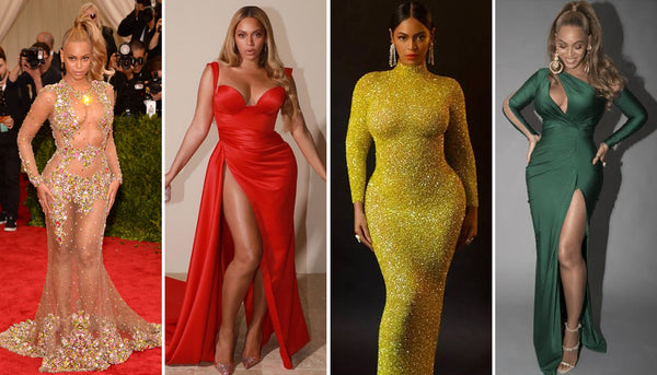 BEYONCE CURVES AND BODY