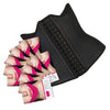 Curve Sculpting Latex Waist Trainer + 10 Mask Bundle