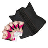 Curve Sculpting Latex Waist Trainer + 5 Mask Bundle