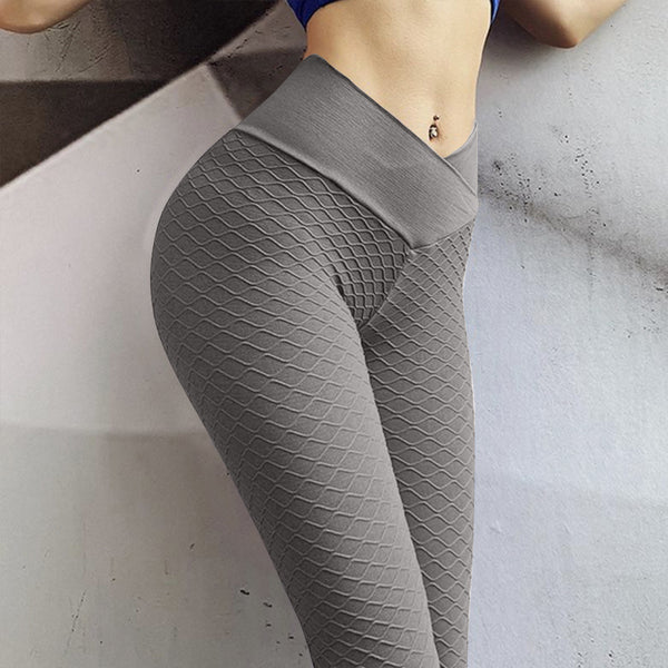 curve sculpting leggings, textured butt yoga leggings, ruched leggings, butt hugging leggings, bum scrunch leggings, grey textured butt yoga leggings, Instagram leggings