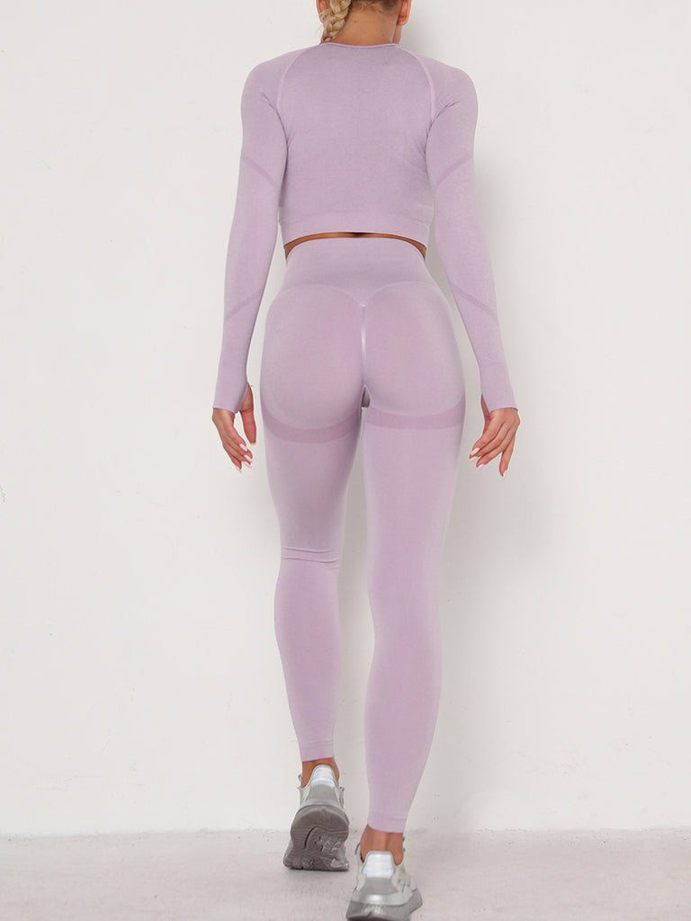 curve sculpting leggings, butt-scrunch leggings, ruched leggings, butt hugging leggings, bum scrunch leggings, black fishnet leggings, Instagram leggings, purple leggings