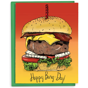Happy Burg-Day
