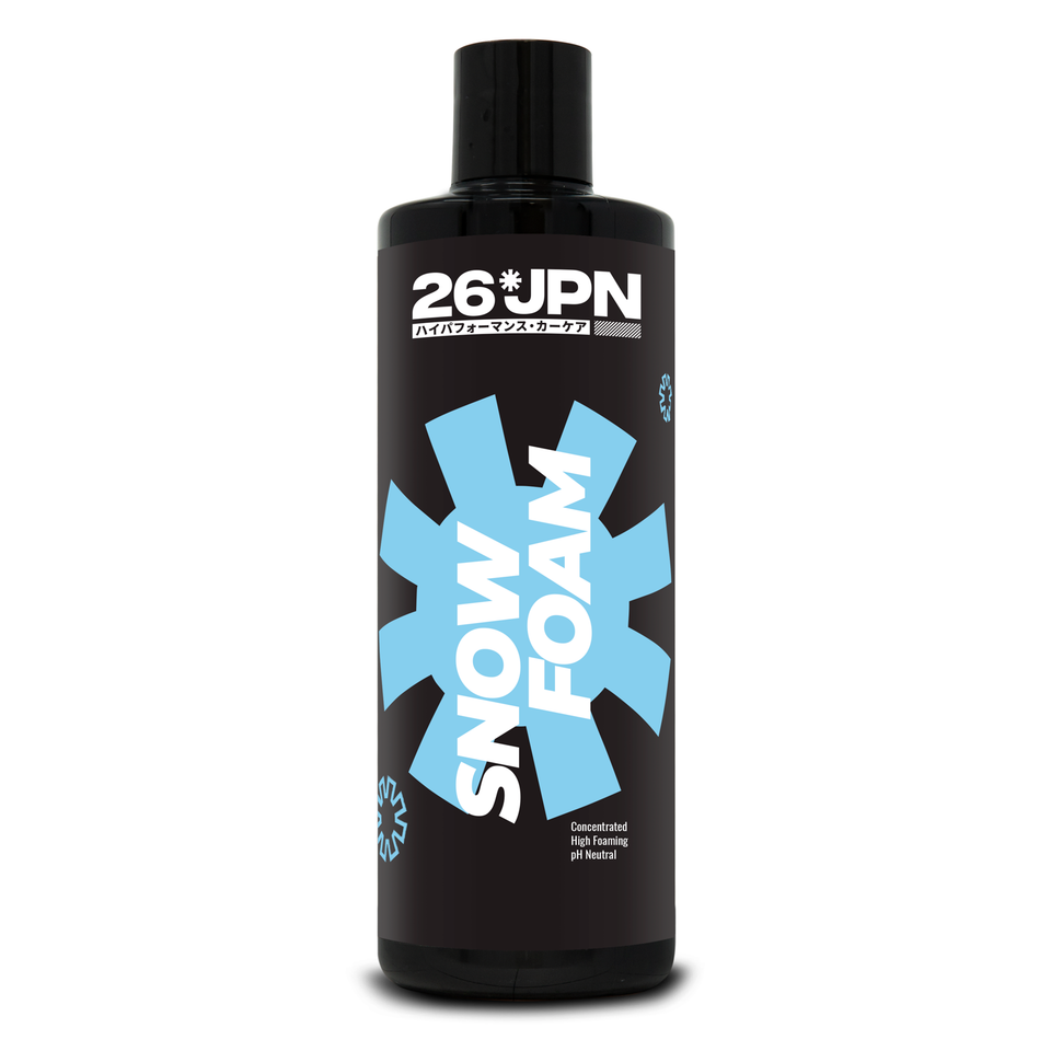26JPN Snow Foam 500ml