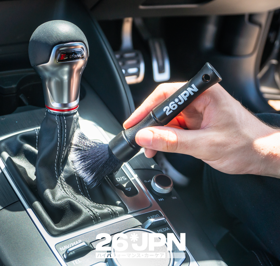 26JPN Ultra-Soft Detail Brush Gear Stick
