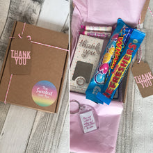Thank you Teacher Gift Box