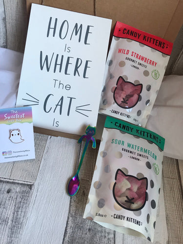 Cat Lovers pre Filled Gift Box