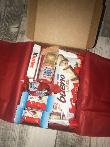 Midi Kinder Chocolate Gift Box