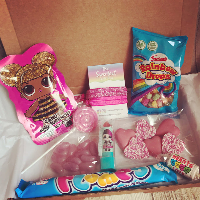 LOL Doll Themed Gift Box