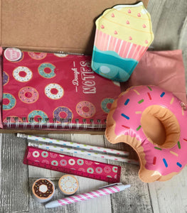 Doughnut Theme Pre filled Gift Box