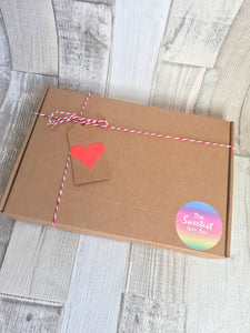 Valentines Sweets Medium Gift Box