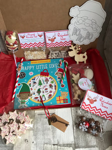 Large Christmas Eve Gift Box