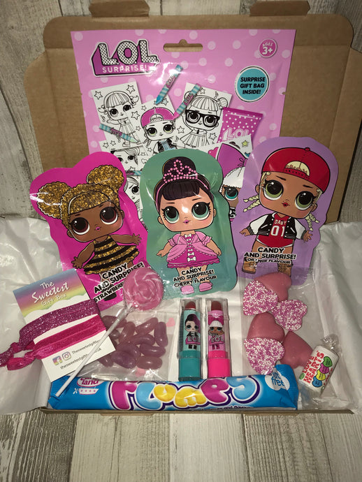 Lol Doll Gift Box
