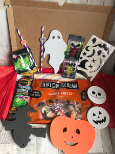Large Pre Filled Halloween Gift Box