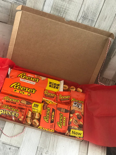 Reese's Large Letterbox Gift Box
