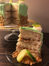 Load image into Gallery viewer, Key Lime Cake