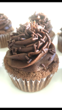 Load image into Gallery viewer, Chocolate Velvet Cupcakes
