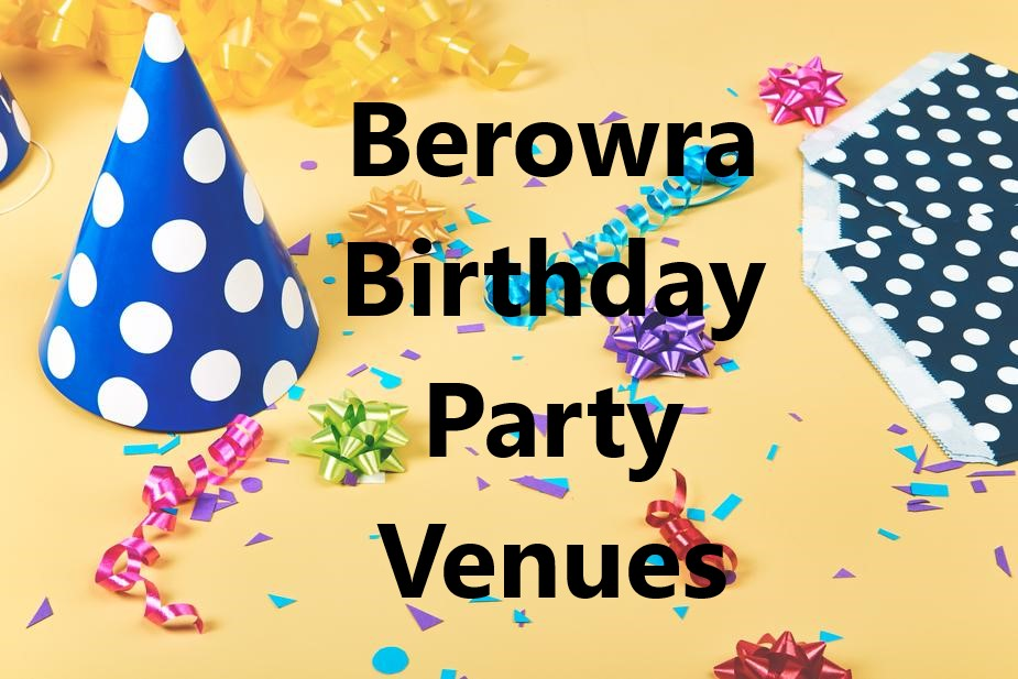 Local Venues for Children's Birthday Parties