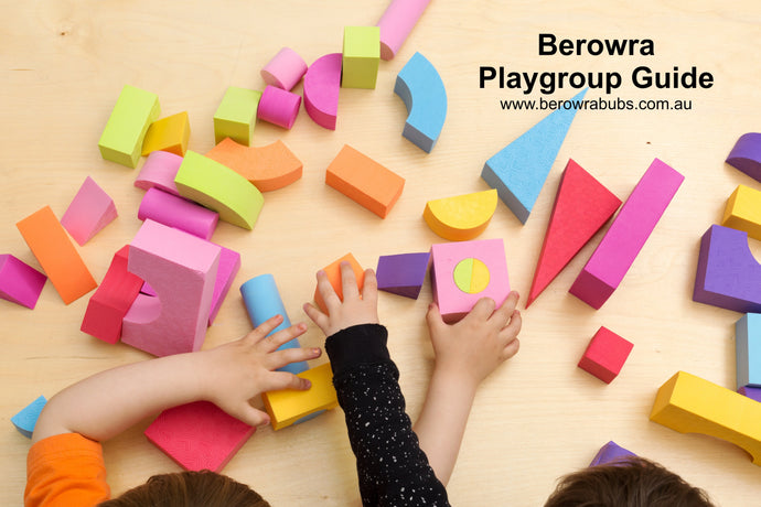 Berowra Playgroup Guide
