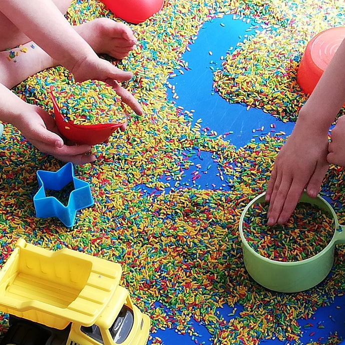 What is Messy Play?