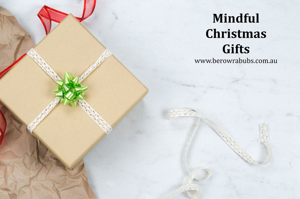 Mindful Christmas Gifts
