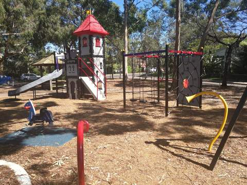 10 Playgrounds within 20 minutes from Berowra