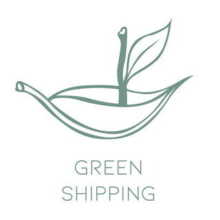 Gumnut Kids is an online baby shop that uses green shipping. This means we pack our orders in reused, recycled or eco-friendly packaging materials.