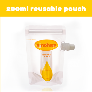 Sinchies 200ml pouch