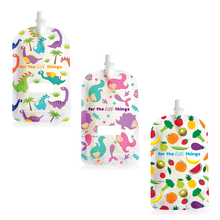 Load image into Gallery viewer, Sinchies Reusable Top Spout 200ml Pouches sold by Berowra Bubs