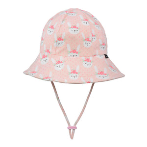 Toddler Bucket Hat in Blossom by Bedhead Hats