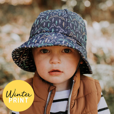 Toddler Bucket hat in Scout by Bedhead hats