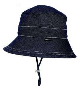 Bedhead Kids Bucket Hat Denim Sydney Stockist