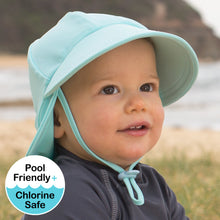 Load image into Gallery viewer, Bedhead hats legionnaire beach hat in Aqua