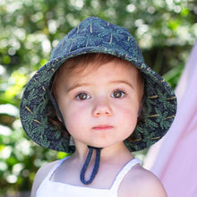 Load image into Gallery viewer, Bedhead Hats Toddler Bucket Hat Palms
