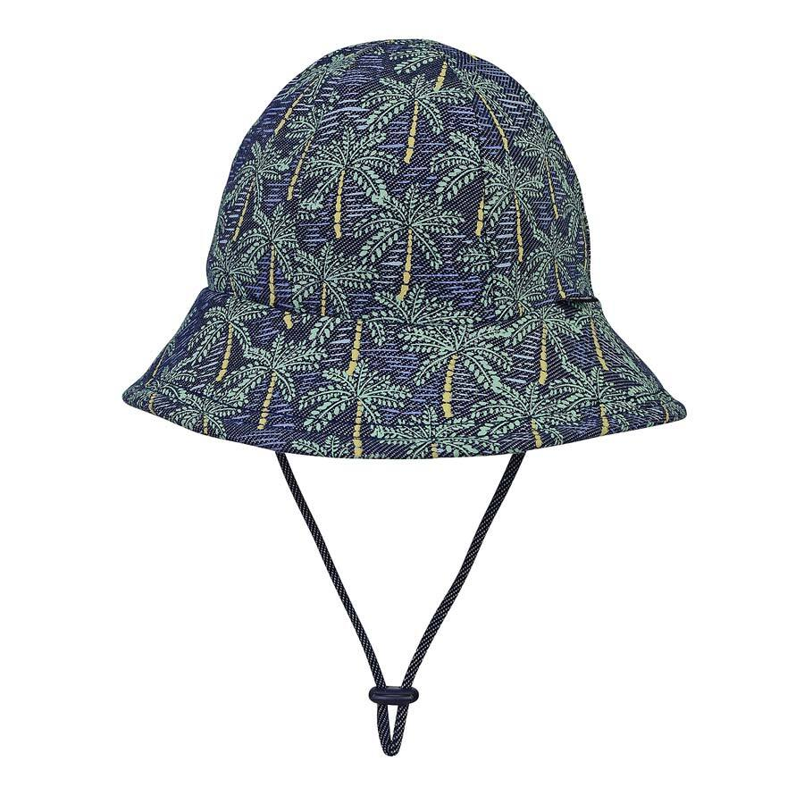 Bedhead Hats Toddler Bucket Hat Palms