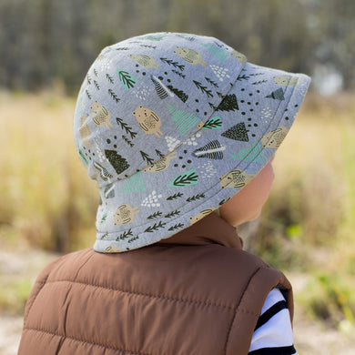 Bedhead Hats Toddler Bucket Hat Woods
