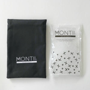 MontiiCo Insulated Lunch Bag and Ice Pack
