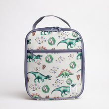 Load image into Gallery viewer, MontiiCo Insulated Lunch Bag dinosaur