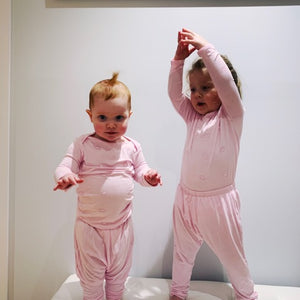 Petit Bamboo PJs sold by Berowra Bubs