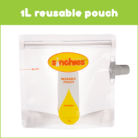 Sinchies 1L Reusable Food Pouch